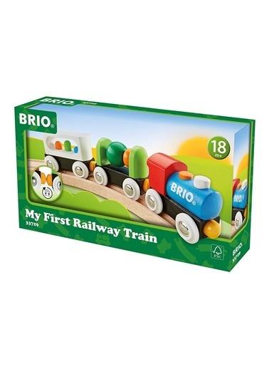 Brio  ılk Trenim ABR33729 Renkli